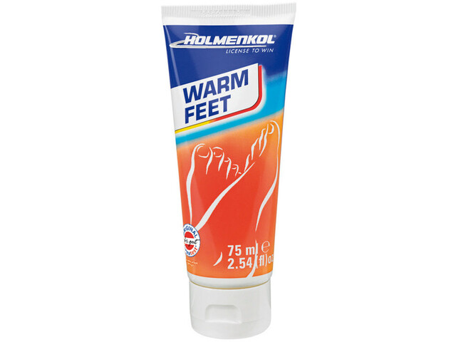 Holmenkol Warm Feet 75ml